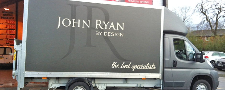 Luton Van Graphics