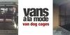 Van Dog Cages