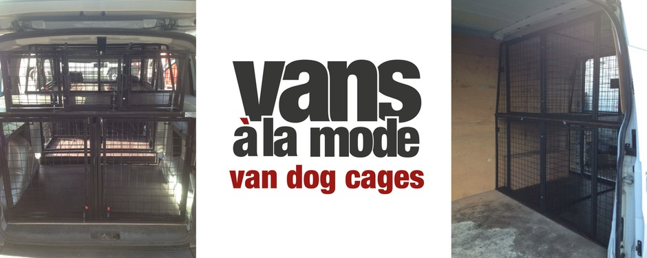 Van Dog Cages