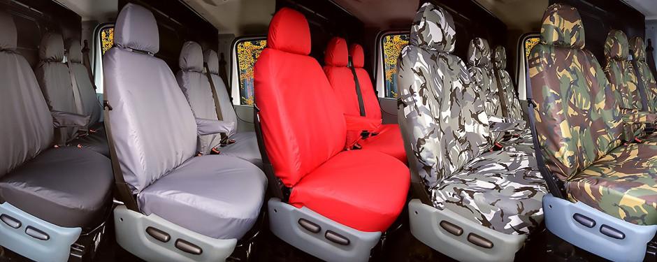 Van Seat Covers